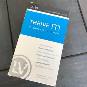 Other - Men's Thrive lifestyle Capsules